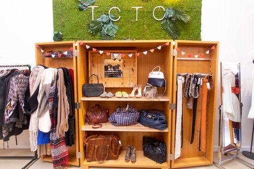 TCTC Boutique Franchise Closet