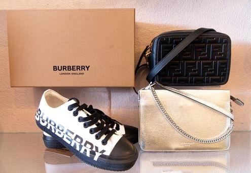 Burberry Luxury Boutique Resale Items