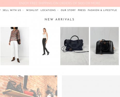 TCTC Luxury Boutique New Arrivals