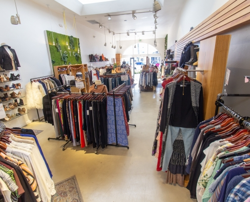 Sustainable Fashion Boutique