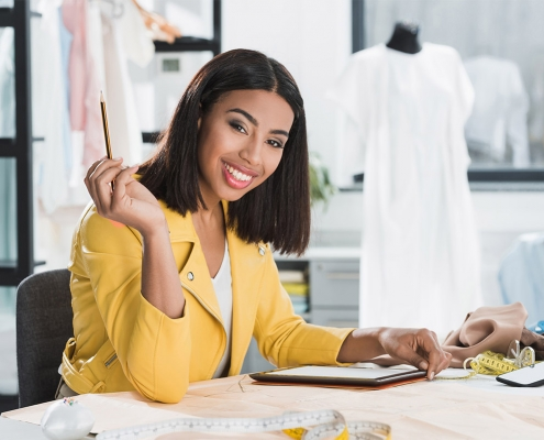Designer Consignment Store Owner