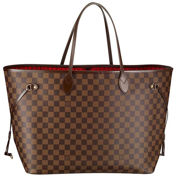 Louis Vuitton Neverfull handbag